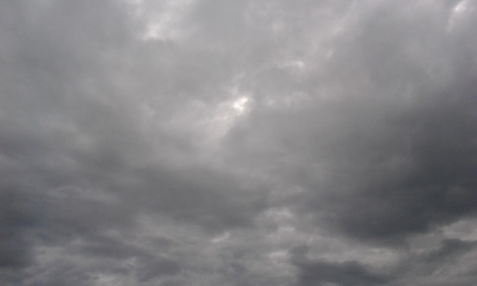 Final de semana terá céu nublado e risco de chuvas isoladas na PB