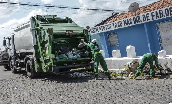 Santa Rita tem o lixo mais caro do Brasil. Proporcionalmente, por exemplo, a cidade paga o triplo do que Campina Grande.
