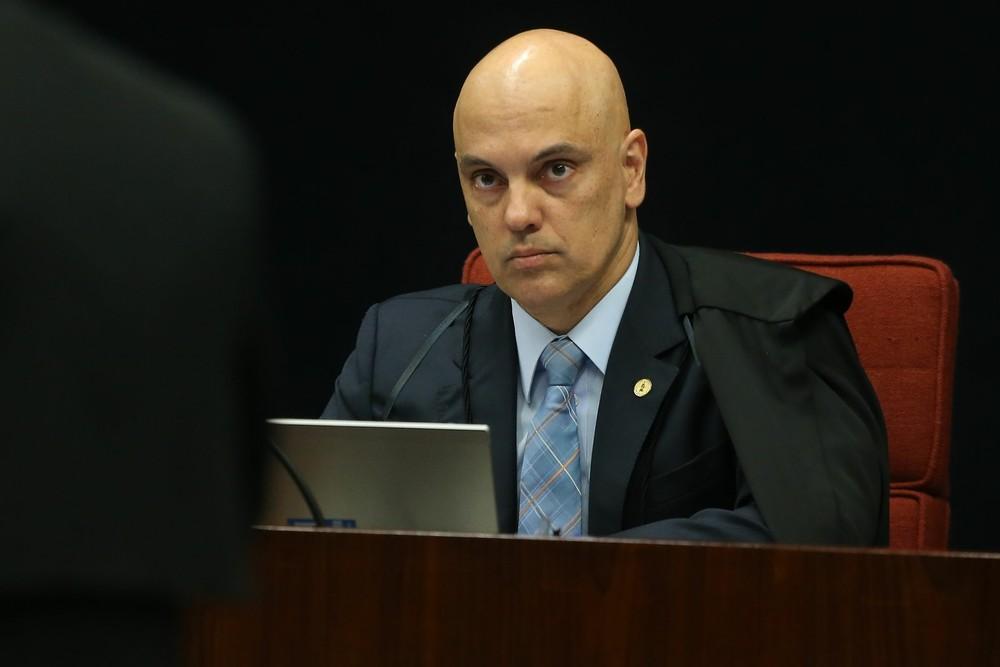 Moraes diz que investigação do STF apura 'ameaças graves' e vai continuar