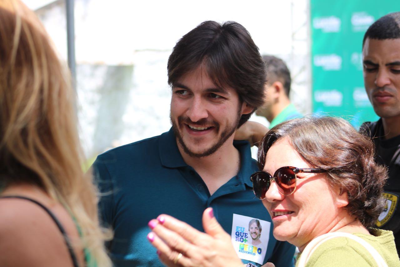 Pedro Cunha Lima rechaça veementemente qualquer possibilidade de disputar a Prefeitura de Campina Grande. Nos bastidores, o tucano diz que o seu candidato é o de Romero Rodrigues.