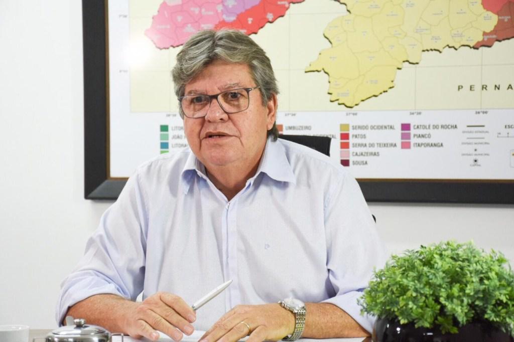 Após reunião do PSB, João nega distanciamento da ala de RC: 'Represento o projeto que ajudei a construir'