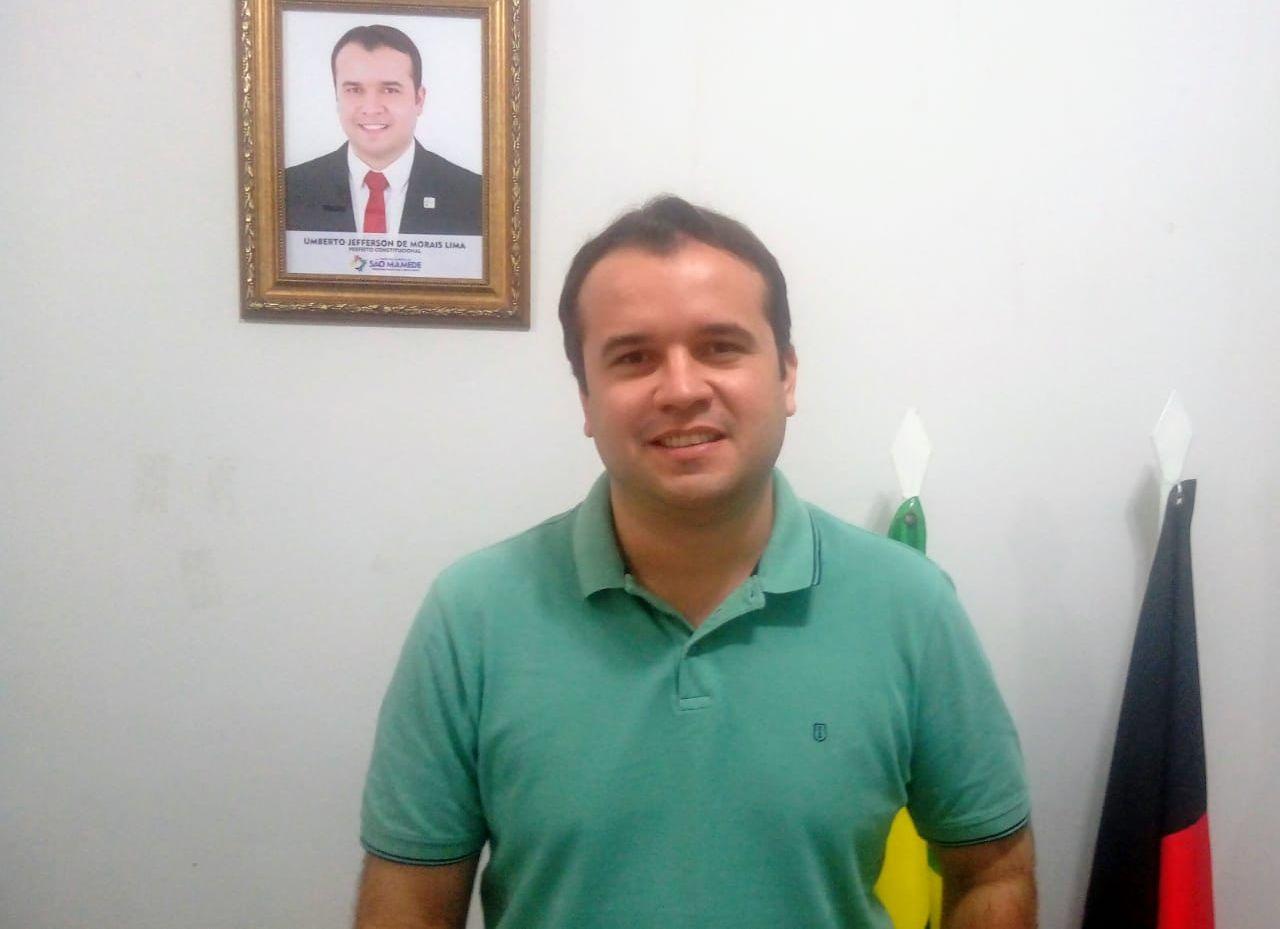Prefeito do Sertão aciona polícia após receber ameaças de morte