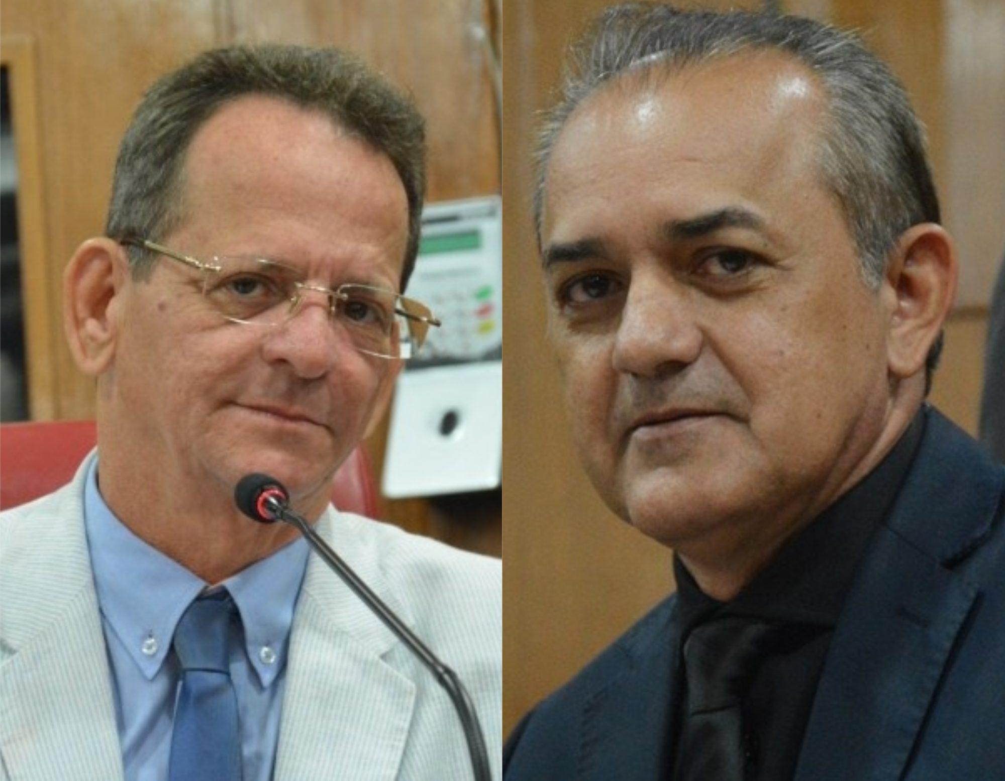 Que não pode chamar para mesma mesa o ex-presidente da CMJP, Marcos Vinícius, e o atual, Corujinha. Seriam dois milhões de motivos.