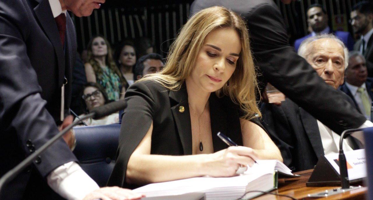 Ao entregar o comando do PP de João Pessoa a uma espécie de ajudante de ordem pessoal, a senadora Daniella Ribeiro fez um convite tentador…