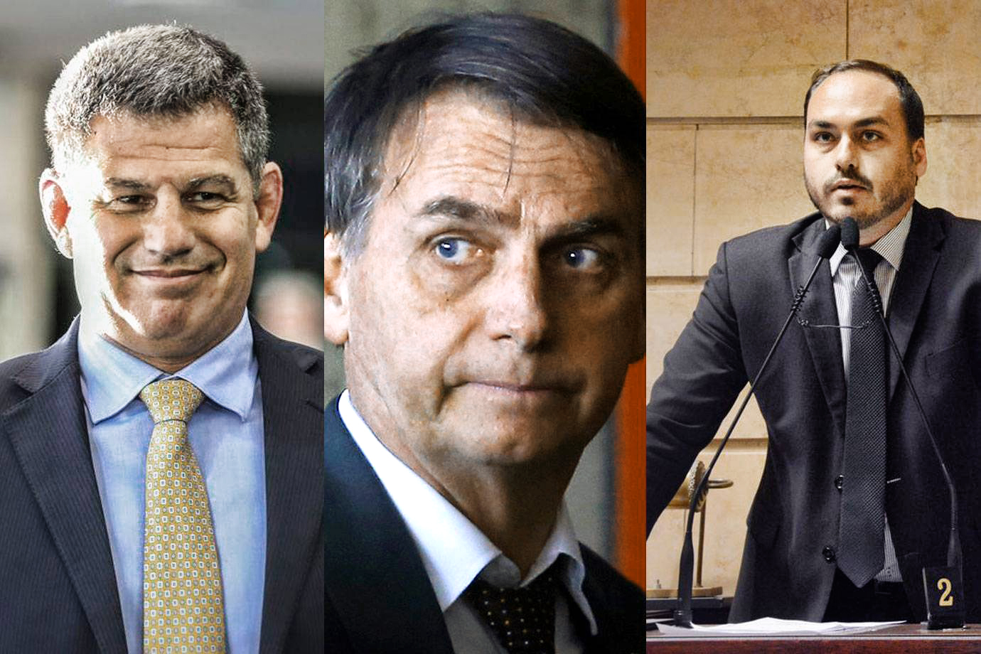 Essa briga entre Carlos Bolsonaro e Bebianno me trouxe um djavú. A derrocada de Collor começou com uma briga entre o irmão e o homem das finanças de campanha. Será que…