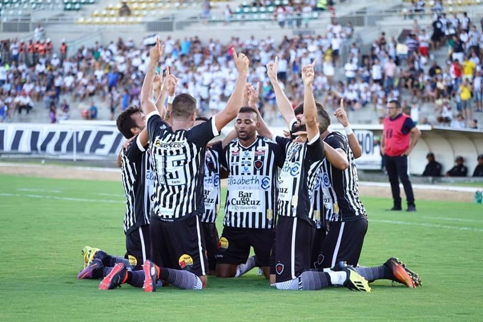 Botafogo-PB larga na frente, Sergipe empata mas Belo garante vitória