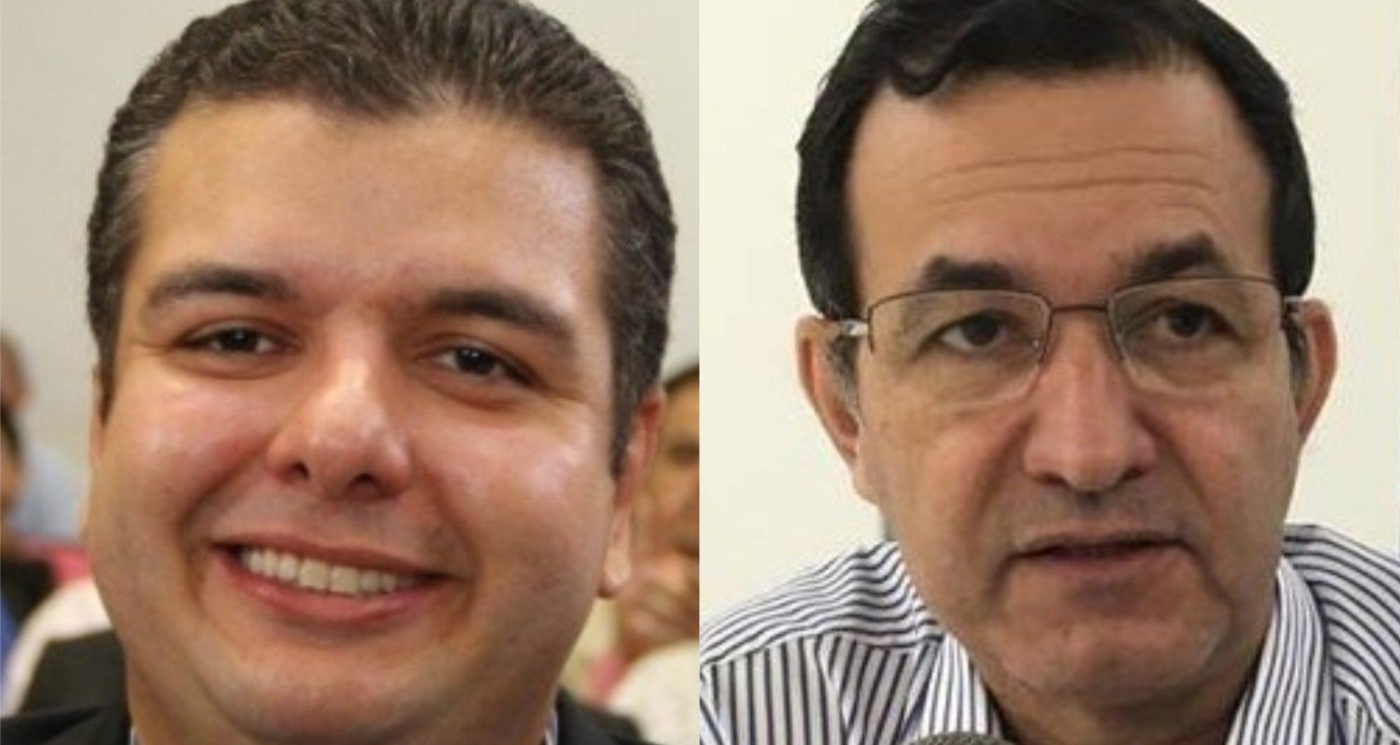 Bem que avisamos que a guerra era grande entre Diego Tavares e Adalberto Fulgêncio. Como se ouve no áudio, um dos dois gravou a reunião já que não existe uma 3ª pessoa. Quem foi?