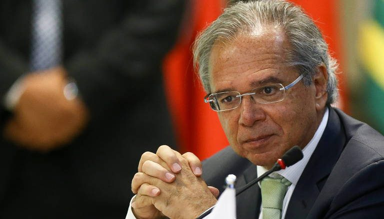 Guedes diz que governo estuda antecipar até R$ 6 bilhões a estados com recursos do petróleo