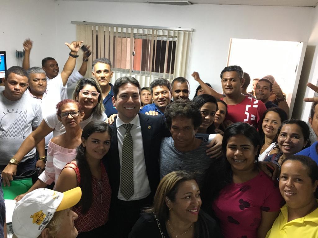 Sondado pelo partido que preside em João Pessoa, o DEM, para concorrer à prefeitura, o deputado Felipe Leitão disputa com a romaria que vai ao Juazeiro visitar a estátua de Padre Cícero.