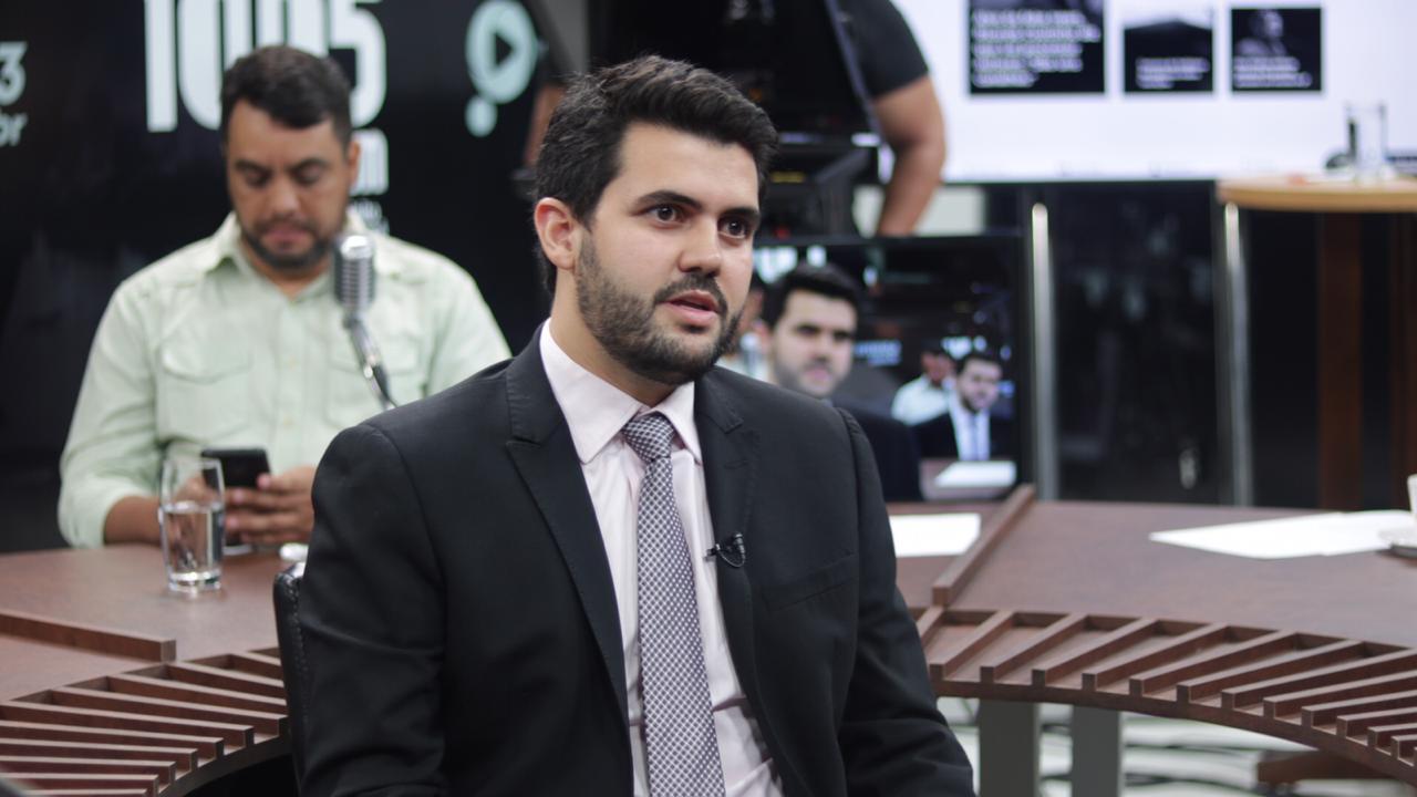 """Wilson reafirma desejo de disputar PMJP e diz que RC está """"mais próximo do debate nacional"""""""