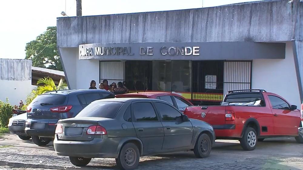 Vereador do Conde é investigado por corrupção na Câmara Municipal