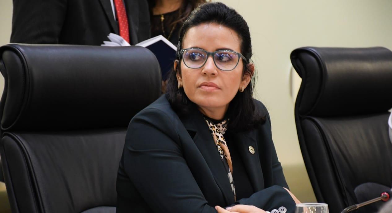 Pollyana Dutra diz que não foi convidada para reunião do PSB de forma proposital