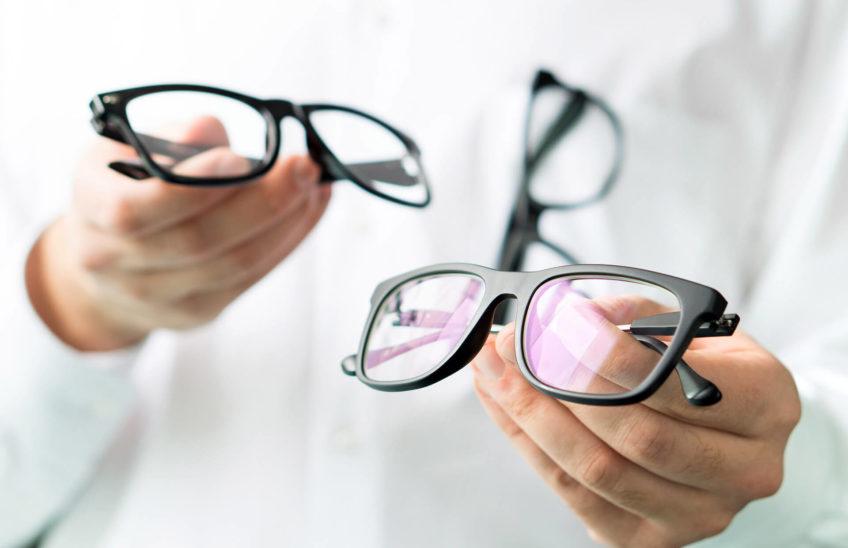 Imagem avalia problemas de visão a partir de números que surgem em quadro