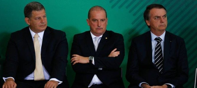 Bebianno vai deixar governo após recusar diretoria de estatal