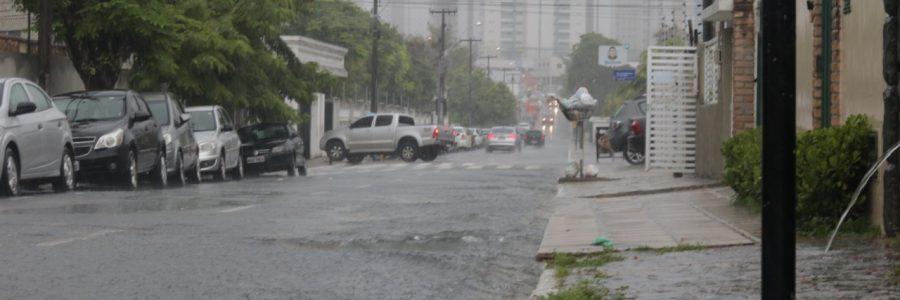 João Pessoa e outras 37 cidades estão em alerta para chuvas intensas