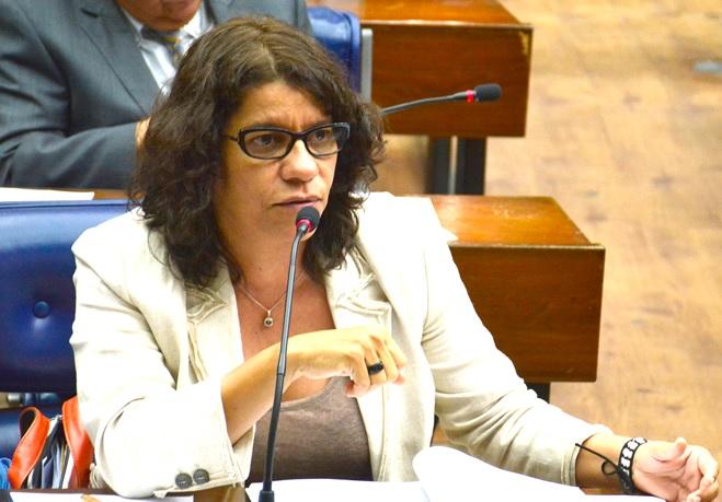 Estela representa colegas deputados em Conselho de Ética da AL
