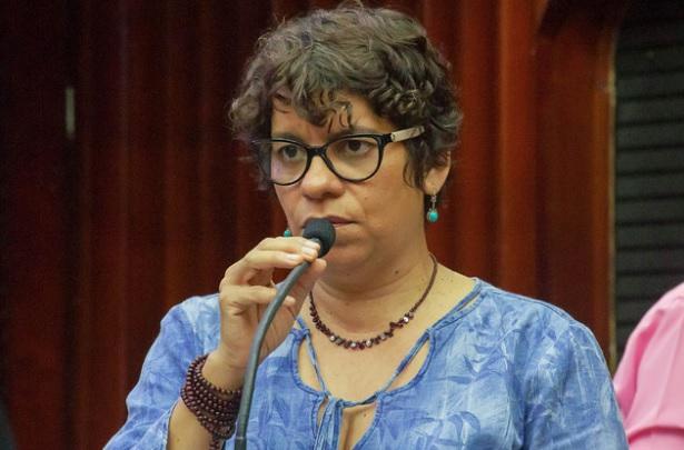 Estela requere a Conselho de Ética da AL abertura de inquérito contra colegas deputados