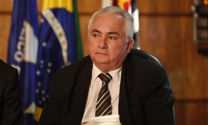 Oficializada demissão de Eitel Santiago da secretário-geral da Procuradoria-Geral da República