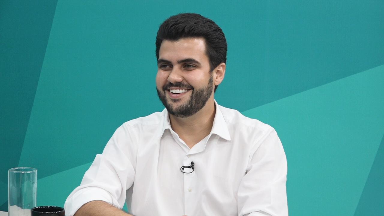 'Nossa candidatura está na mesa do governador', diz Wilson Filho