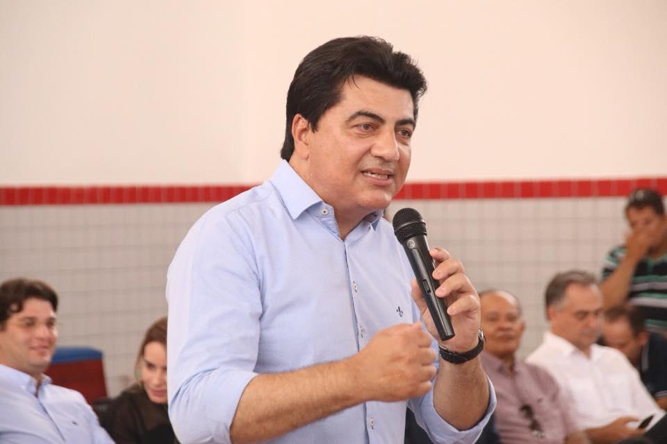 """""""Onde o Solidariedade puder ter candidatura própria, irá ter"""", diz Manoel Júnior"""