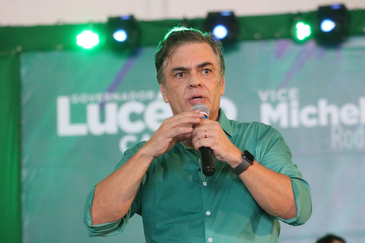 Exclusivo: O ex-senador Cássio Cunha Lima negou que vá comandar o partido do presidente Jair Bolsonaro, na Paraíba. Em contato exclusivo com Fabiano Gomes, ele confirmou permanência no PSDB.