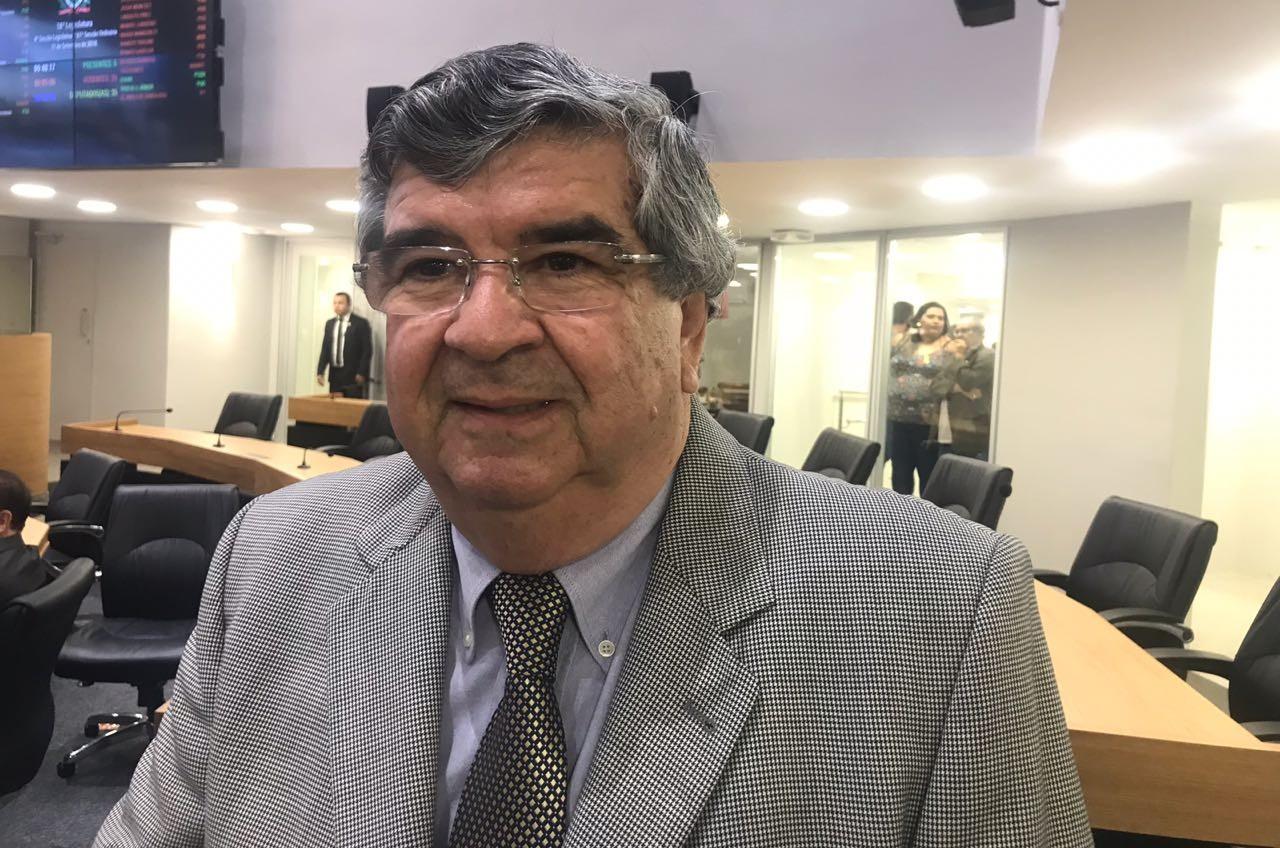Roberto Paulino é o novo secretário Chefe de Governo de João Azevêdo
