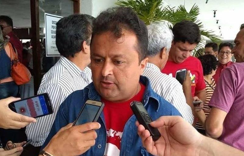 Dirigentes do PT da Paraíba assinam manifesto de apoio à candidatura de Ricardo Coutinho