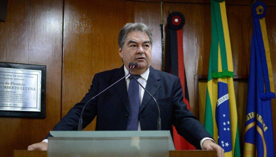Lindolfo Pires vai se filiar ao MDB para disputar reeleição de deputado em 2022