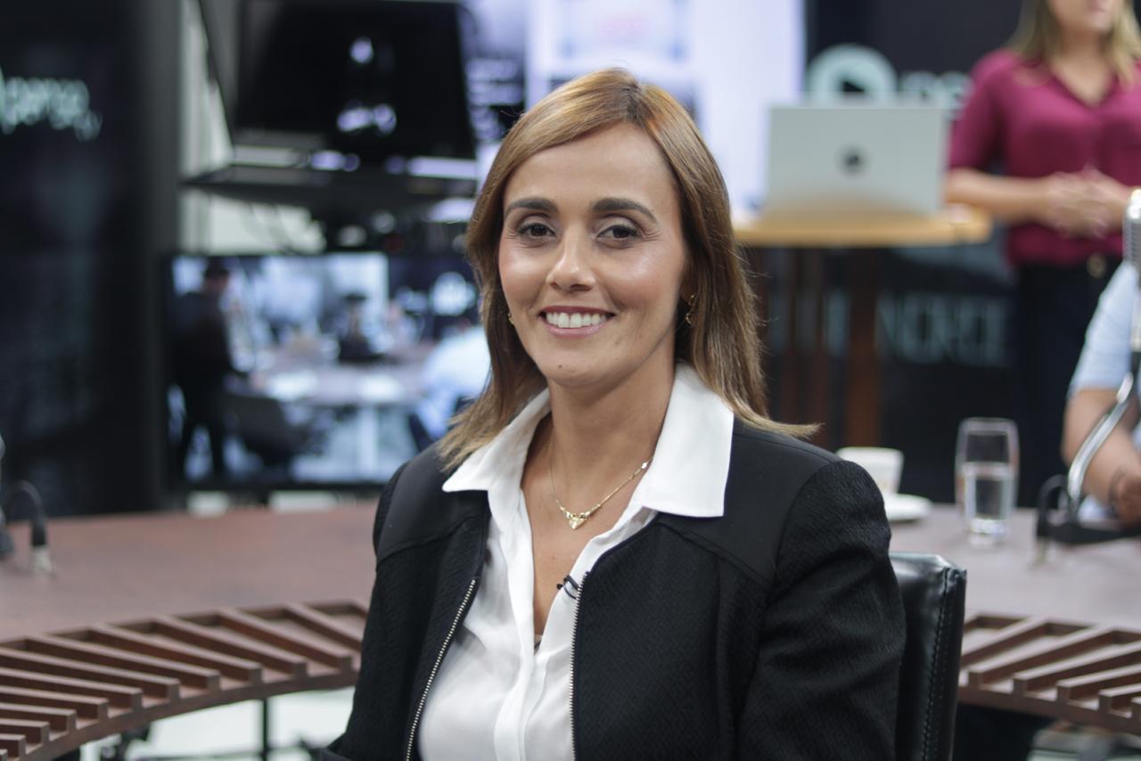 Ana Cláudia diz que João terá o comando do Podemos caso filiação aconteça