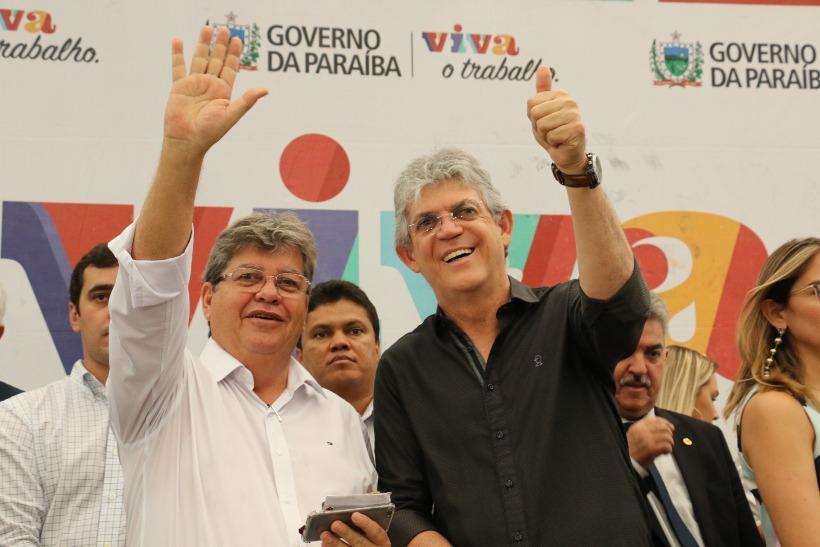 Com a intervenção da Executiva Nacional no PSB paraibano, alguém ainda duvida do rompimento eminente entre Ricardo Coutinho e João Azêvedo?