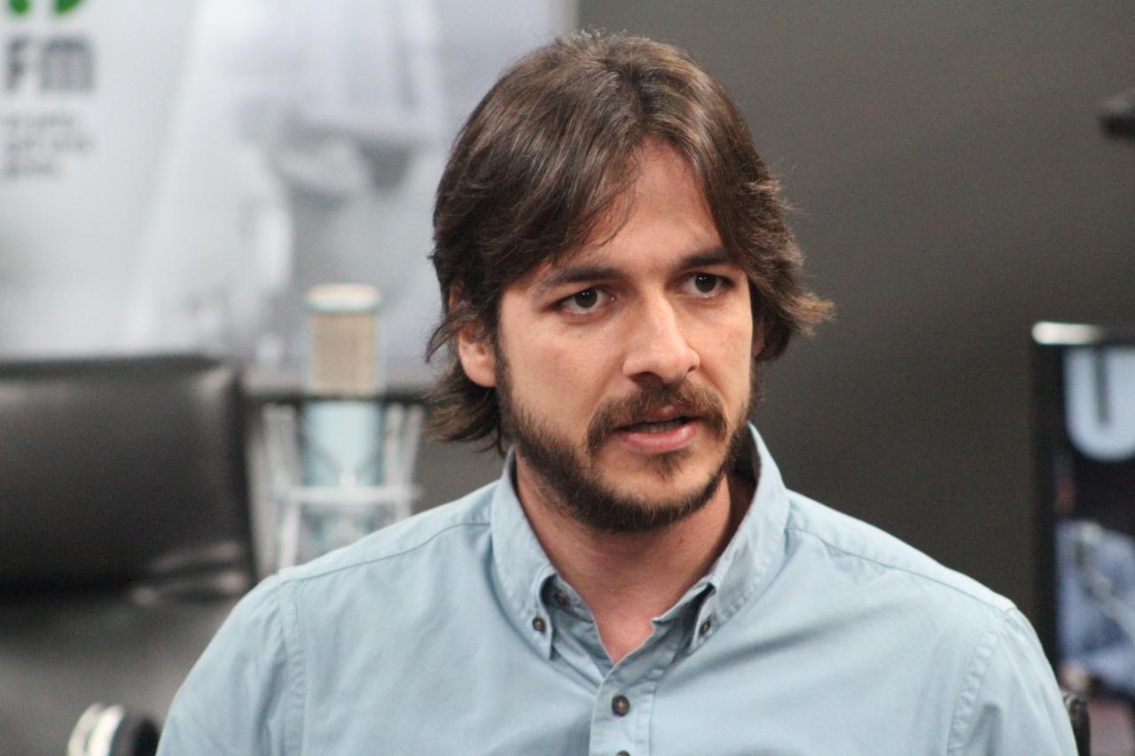Pedro diz que partido se anima e estimula candidatura de Cássio ao Senado
