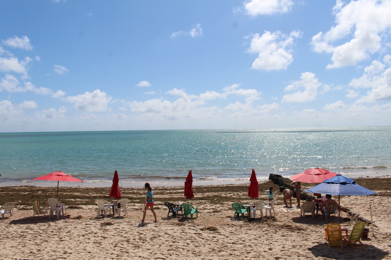 Trechos de Manaíra, Bessa e outras 12 praias estão impróprios para banho
