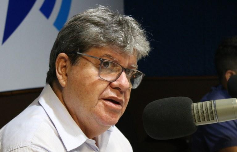 João Azevêdo anuncia assistência às vítimas das chuvas na Grande João Pessoa
