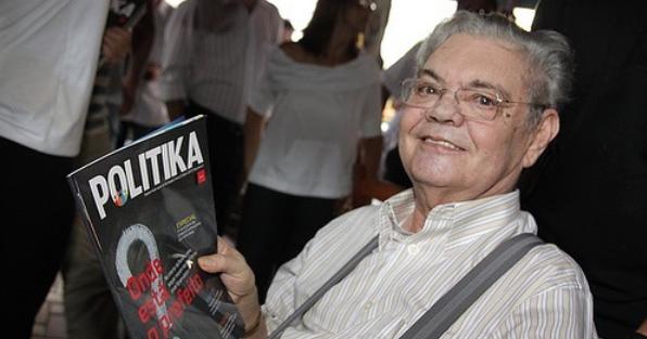 Há sete anos a Paraíba perdia o mais completo político que já teve. Me orgulho e agradeço a Deus por ter me dado a oportunidade de conviver de perto com esse gênio…