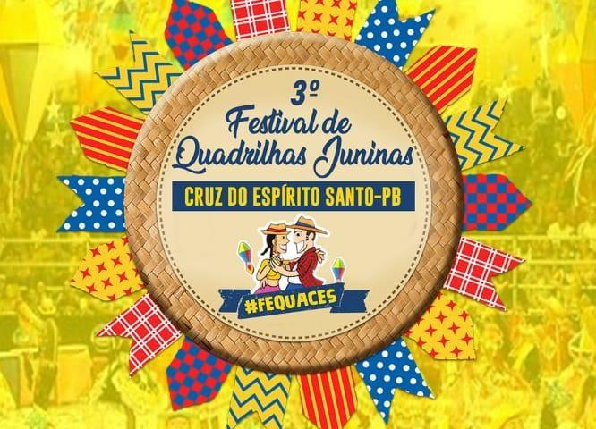 2º Festival de Quadrilhas Juninas de Cruz do Espírito Santo acontece neste sábado