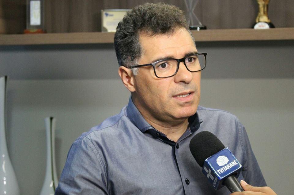 Pré-candidato em CG, Artur Bolinha faz 'plágio' de postagem de ACM Neto