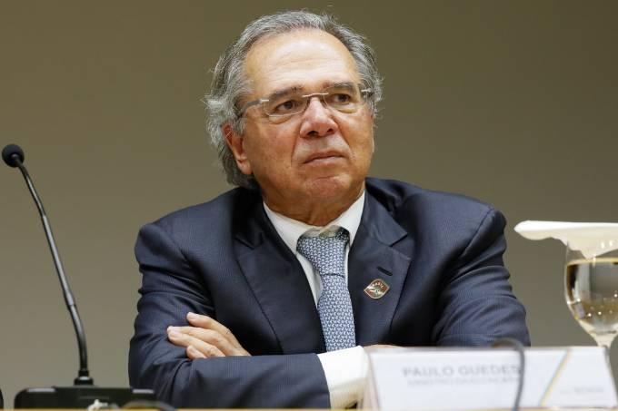 No Rio, Guedes diz que não há razão para pessimismo no país