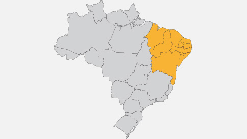 Bolsonaro diz que Nordeste é mais inadimplente e dados do Tesouro comprovam
