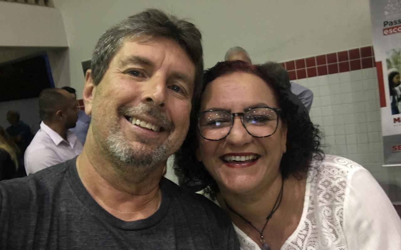 Um evento realizado pelo prefeito de João Pessoa, Luciano Cartaxo, na noite de ontem, teve participação mais que especial: a vereadora socialista Sandra Marrocos…