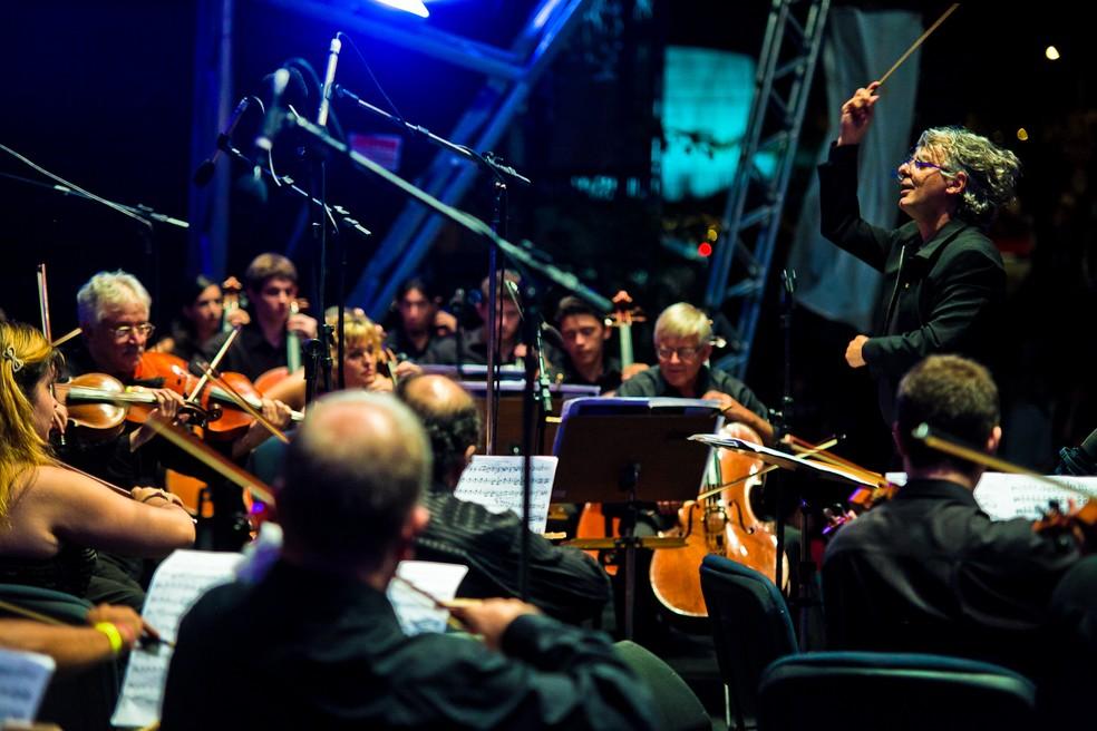 OSMJP realiza concerto no Centro Cultural Ariano Suassuna