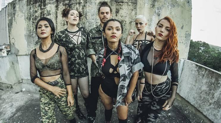 Casa da Pólvora recebe show gratuito da banda Sinta A Liga Crew neste sábado