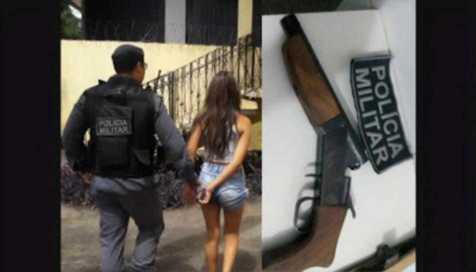 Promotor de MT mandou prender menina que atirou em garimpeiro