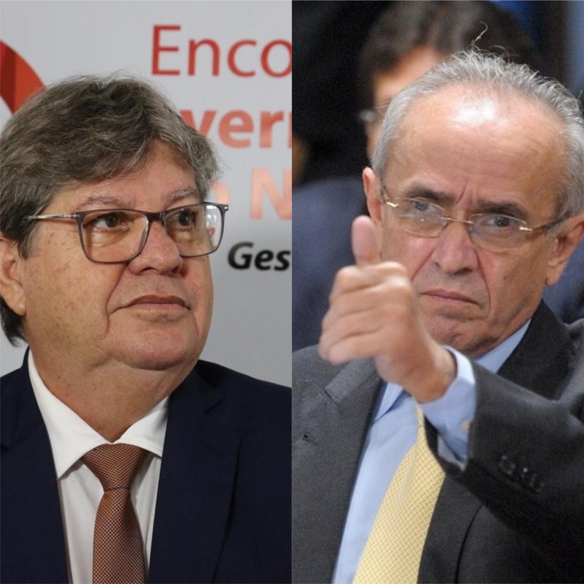 Cícero Lucena e João Azevêdo se reúnem e discutem primeiras ações para João Pessoa
