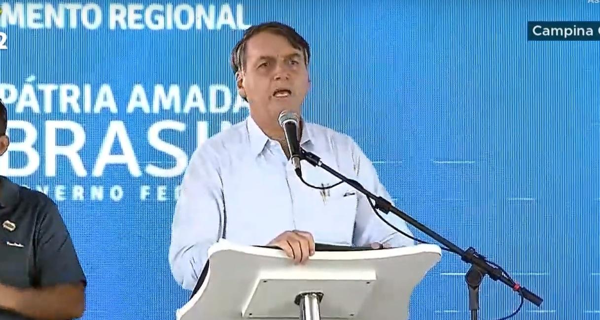 Romero Rodrigues se encontra com Bolsonaro nesta quinta, em Campina Grande