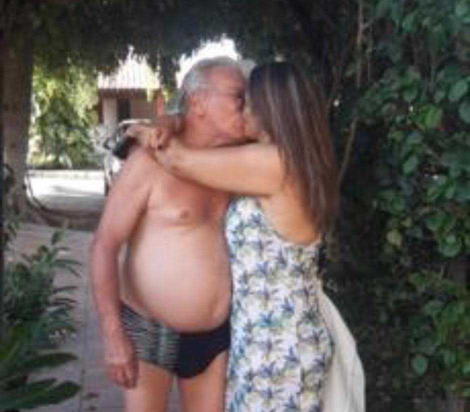 Vazam fotos de Zé Aldemir, prefeito de Cajazeiras, com amante