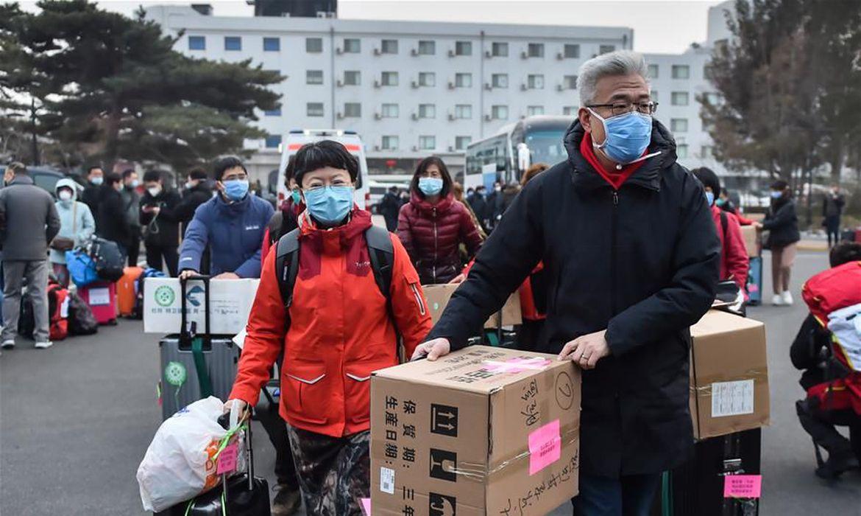 Mortes causadas pelo novo coronavírus ultrapassam 2.200 na China