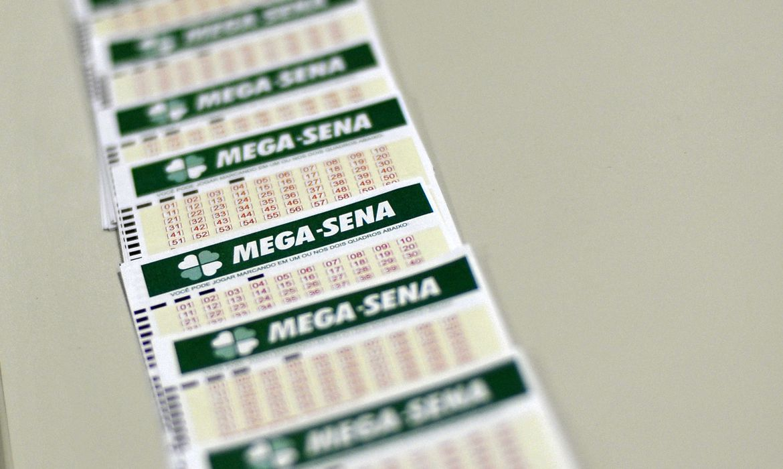 Mega-Sena acumula e prêmio vai para R$ 60 milhões