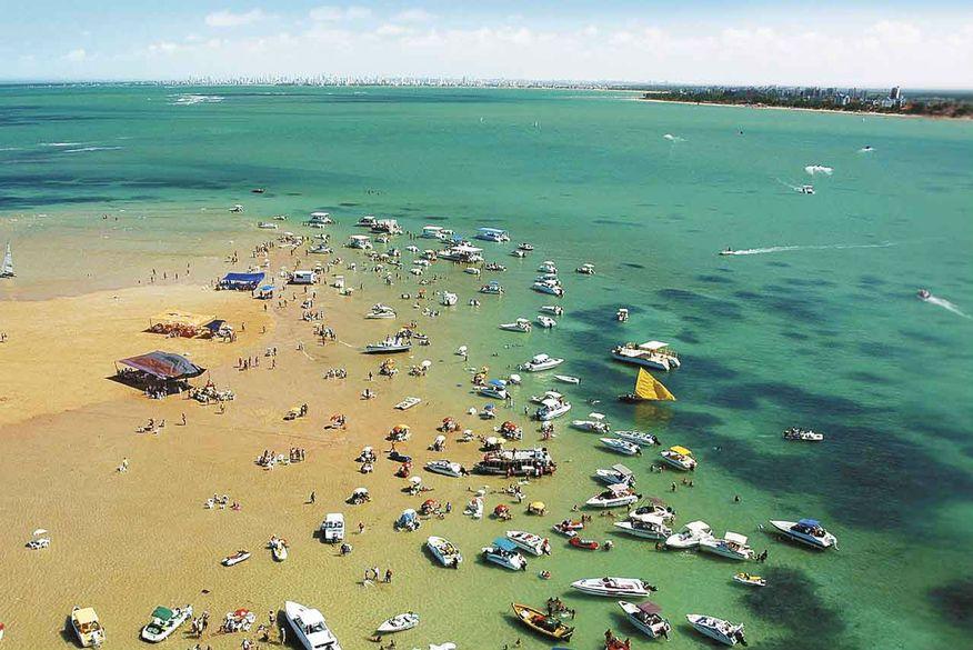 Governo reabre piscinas naturais, Areia Vermelha e outras Unidades de Conservação para visitação