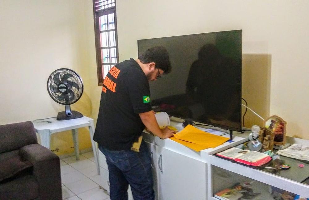 Nova fase da operação Noteiras cumpre mandados de prisão em Campina Grande