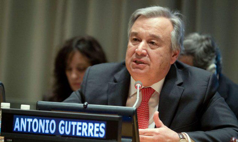 """""""Mundo nunca enfrentou tanta ameaça"""", diz António Guterres em assembleia da ONU"""